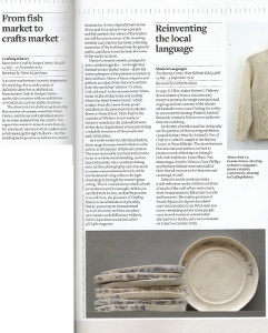 Crafts magazine Review of MCDC installation Carys Davies