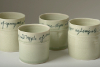 porcelain with inscribed poem